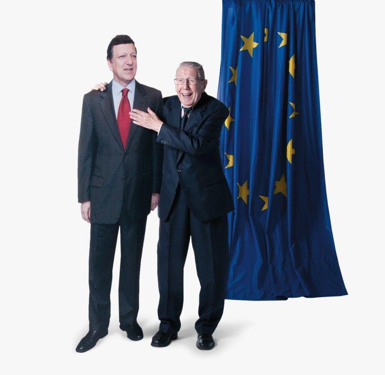 Jo Mantel wilde Europarlementariër worden