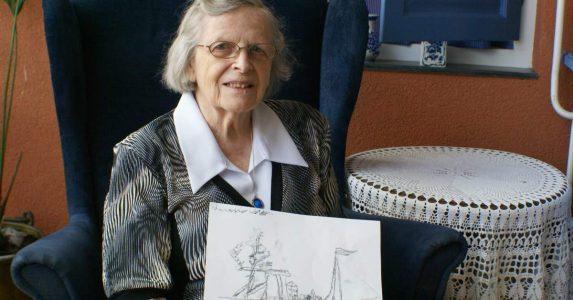 Kunst maken met dementie