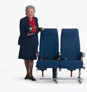 Stewardess als beroep