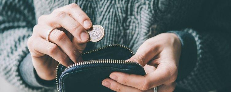 Extra geld voor mensen met een laag inkomen