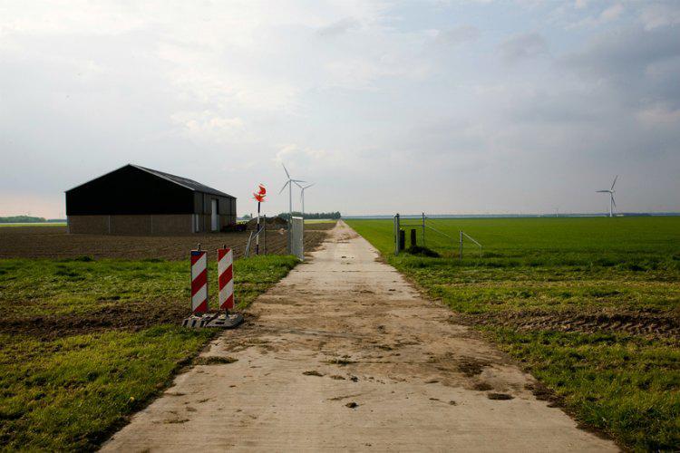 Fotoserie over Flevoland
