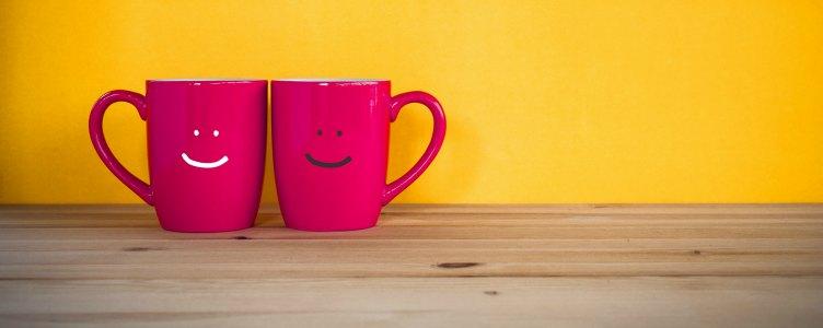 Lachen maakt endorfine aan