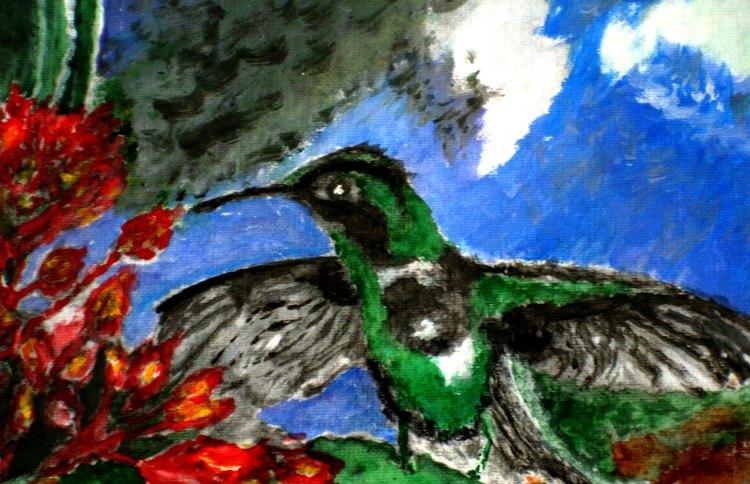 Vrolijke schilderijen met dieren