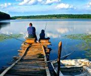 Dagje vissen met ouderen