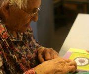 Kunst en Dementie met Sjaan