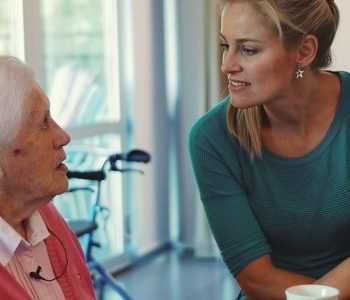24 uur op een gesloten afdeling voor mensen met dementie