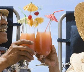 Bejaarden drinken te veel en kopen te weinig