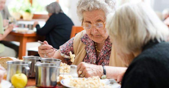 Bewoners met dementie kunnen genieten