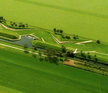 Landschapskunst in Flevoland