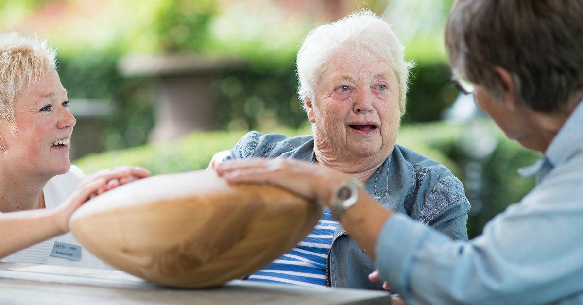 Contact maken met mensen met dementie facebook