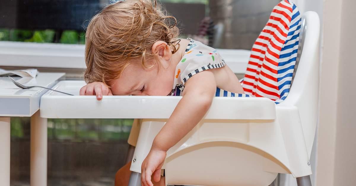 Ik ben zo moe overdag facebook