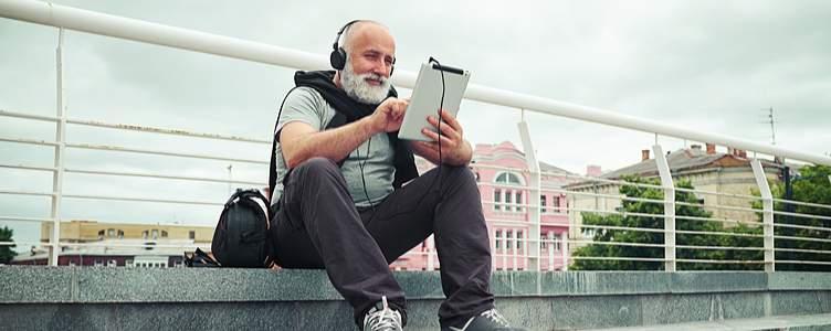 Internetgebruik onder ouderen toegenomen