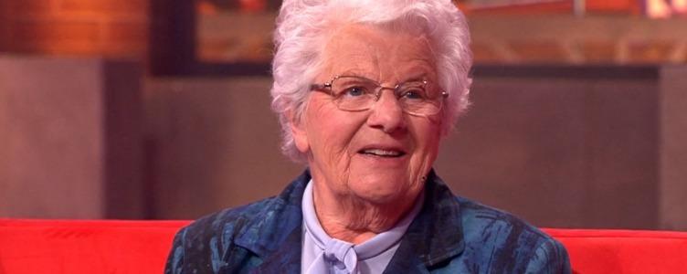 Oma Miep de held van 2016
