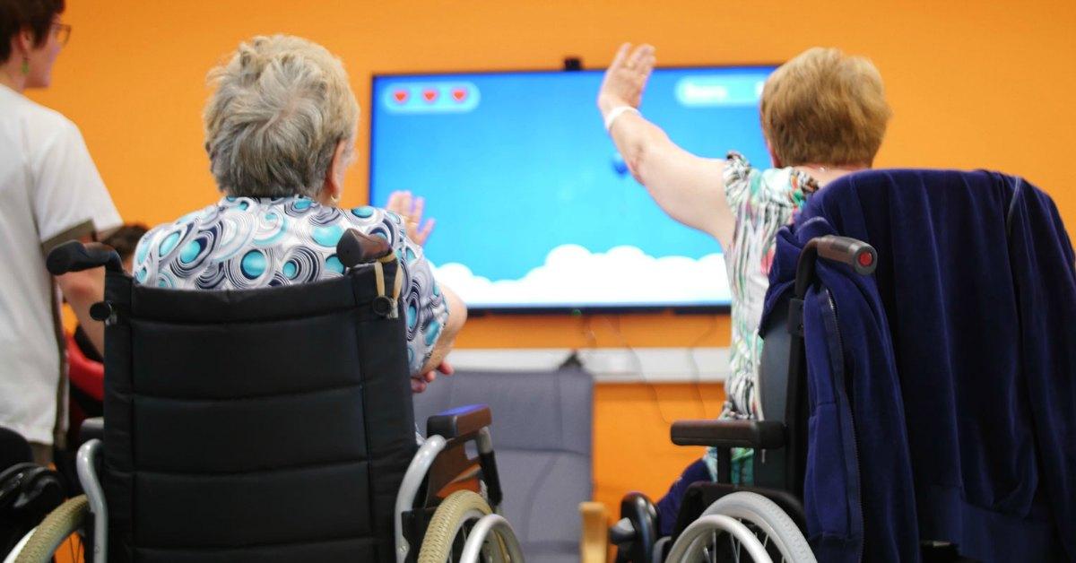 Ouderen stimuleren om te bewegen facebook