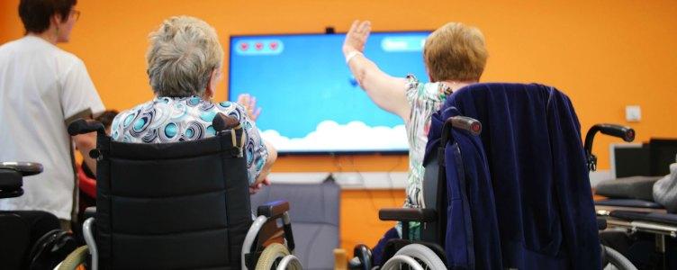 Ouderen stimuleren om te bewegen