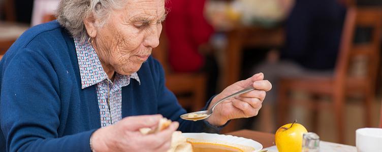 Eetproblemen bij ouderen