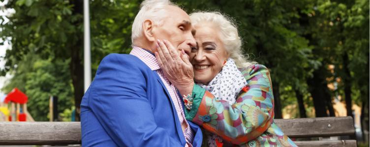 Intimiteit bij ouderen taboe