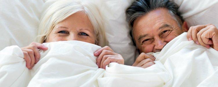 Goed slapen betere seks