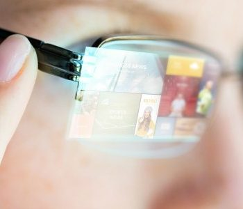 Google Glass in de zorg