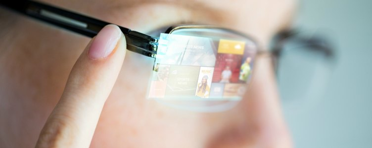 Google Glass in de zorg