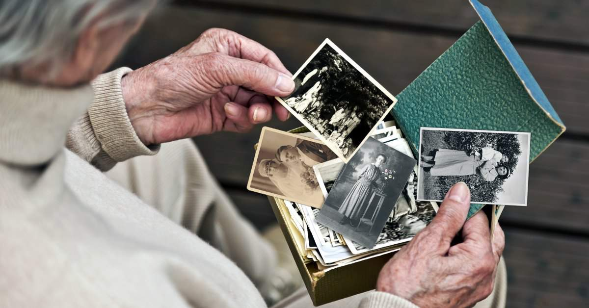 Herinneringen bewaren van ouderen met dementie facebook