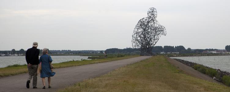 Landschapskunst Flevoland