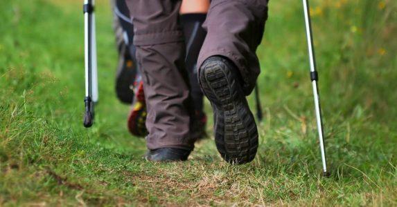 Mantelzorgers in Nederland trekken de natuur in