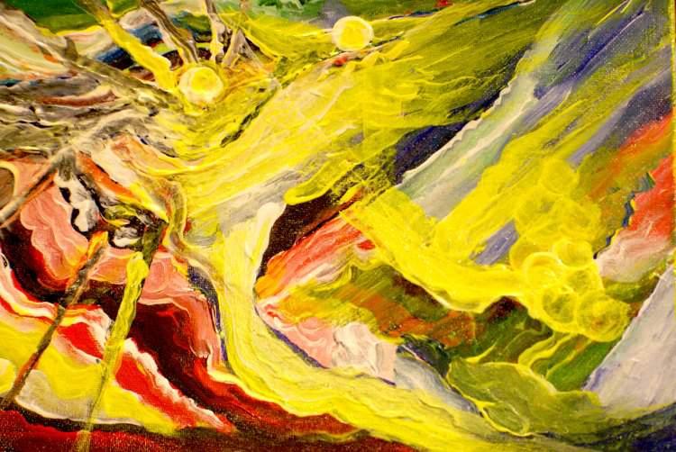 Schilderij van Gosse Boersma