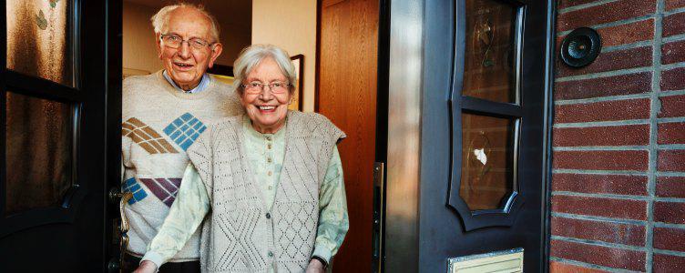 Zorg voor ouderen in Nederland
