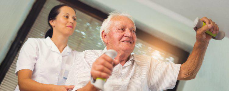 Beweegoefeningen voor ouderen