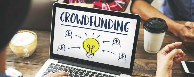 Crowdfunding voor de zorg