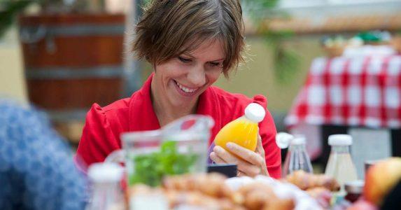 Genieten van eten met Suzan Tuinier