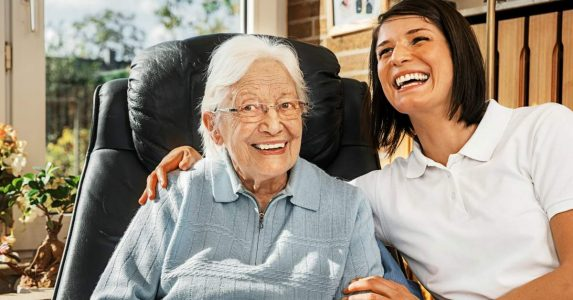 Investeren in de ouderenzorg