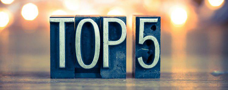 Top 5 best gelezen artikelen