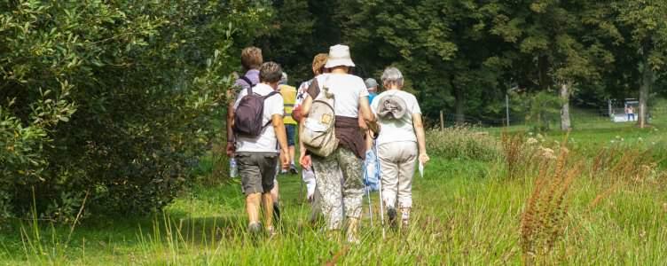 Gezond bewegen met biowalking
