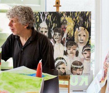 Kunst en de ziekte van Parkinson