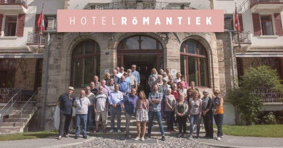 Senioren daten in Hotel Romantiek