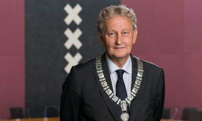 Burgemeester Eberhard van der Laan