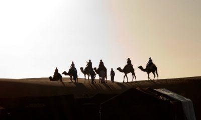 Reis naar Marokko