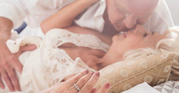 Seksueel contact ouderen