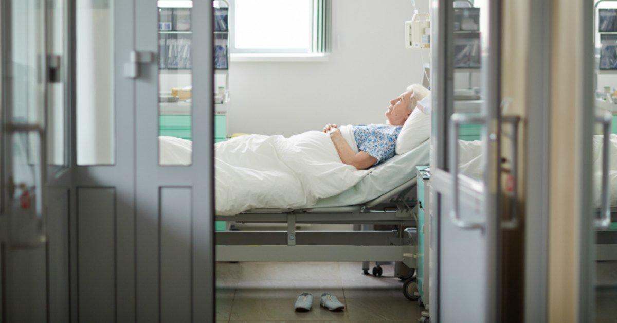 Ouderen in het ziekenhuis facebook