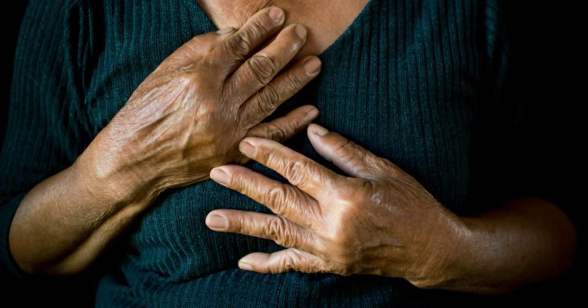 Vrouwen met hartklachten facebook