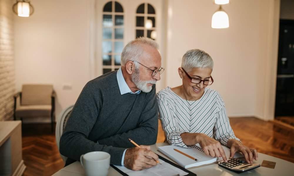 vrouwen en pensioen