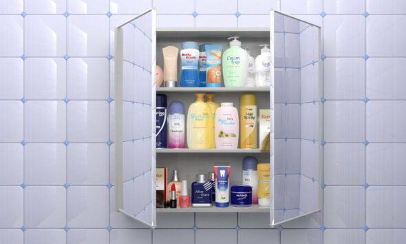 Wat bewaar je in de badkamer