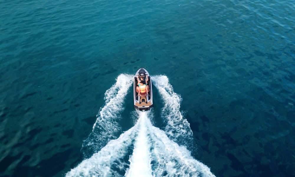 Goed onderhoud voor de motorboot