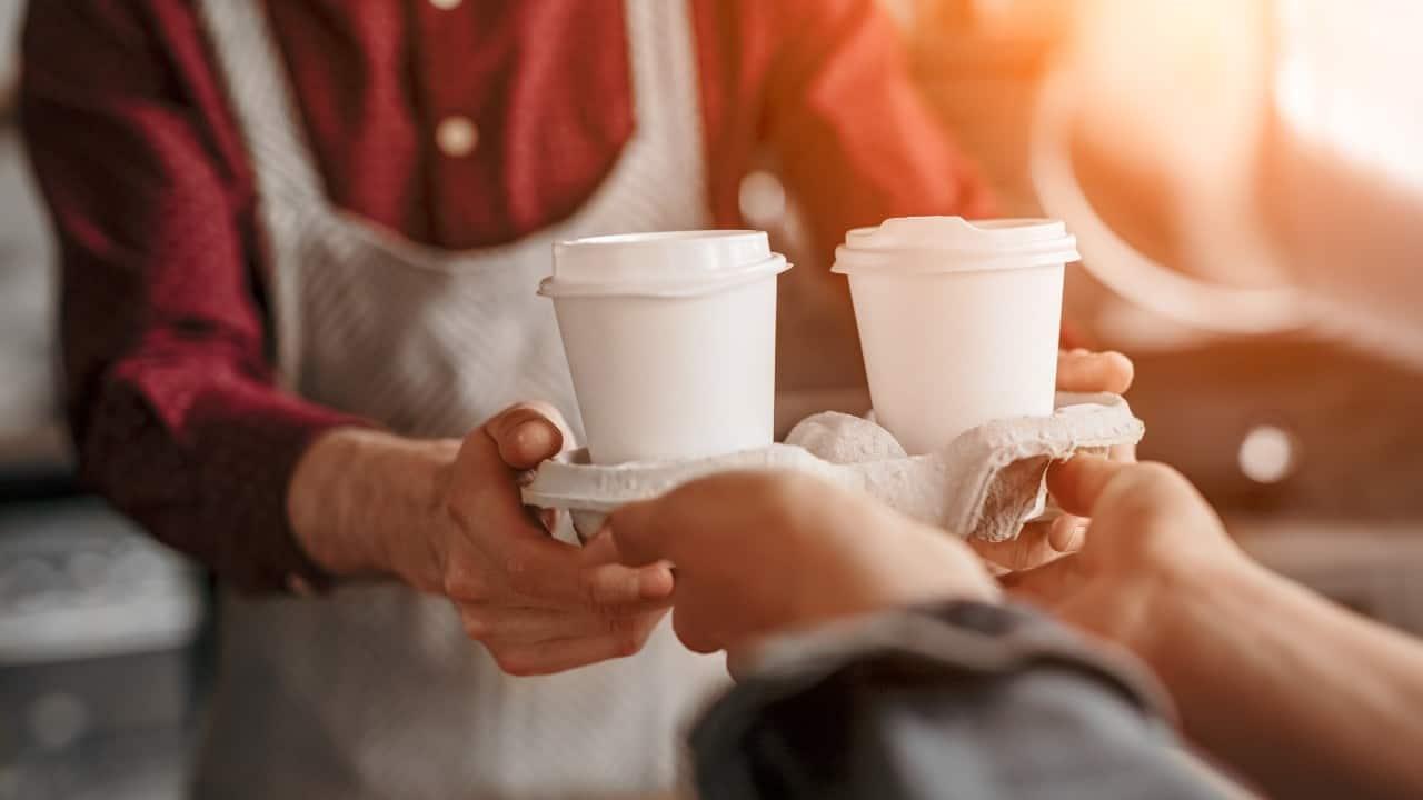 Koffiedrinken
